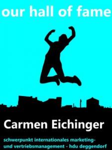 Hall of Fame, Carmen Eichinger - Personalmarketing