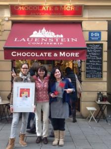 München Luger Kakaobohnen
