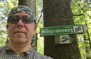 Mountainbiketouren im Bayerischen Wald: Mühlengrabenweg