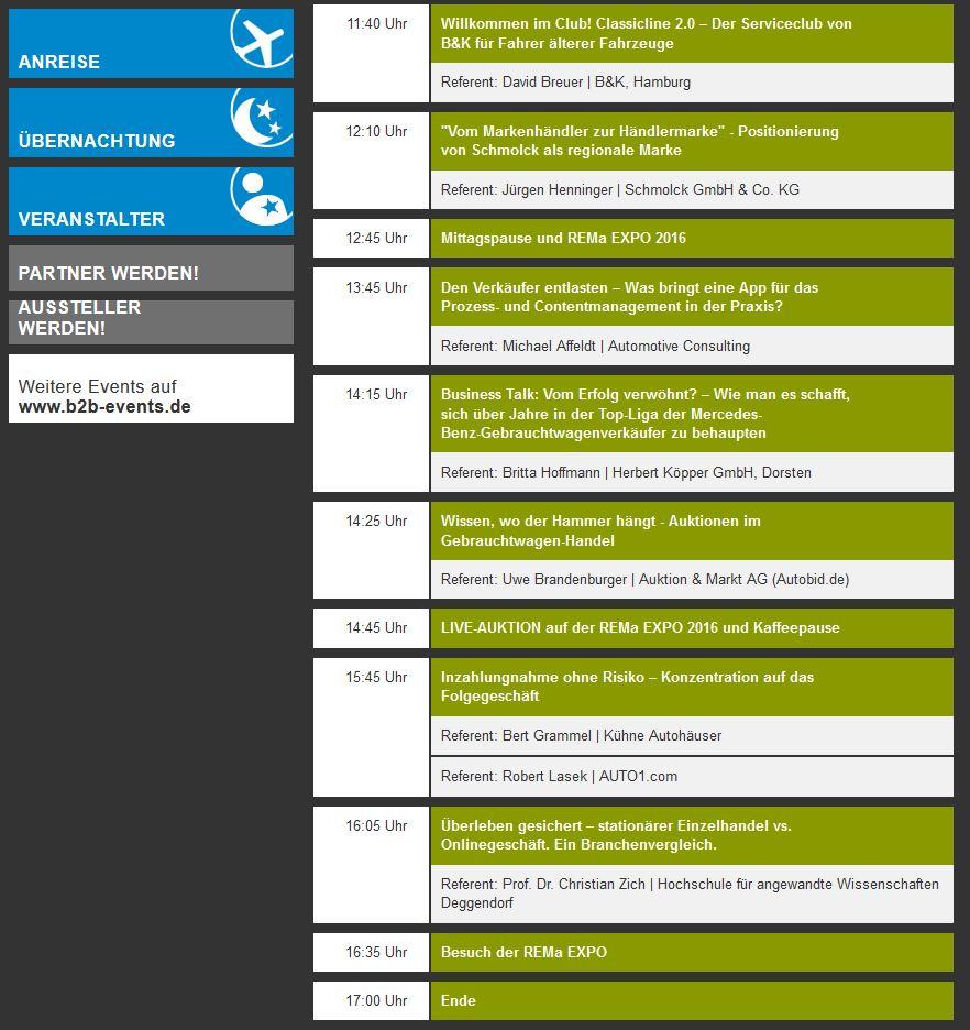 DIE Informations- & Kommunikationsplattform für den Gebrauchtwagenhandel