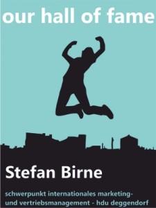 Masterarbeit Stefan Birne