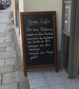 Werbeplakat in Deggendorf