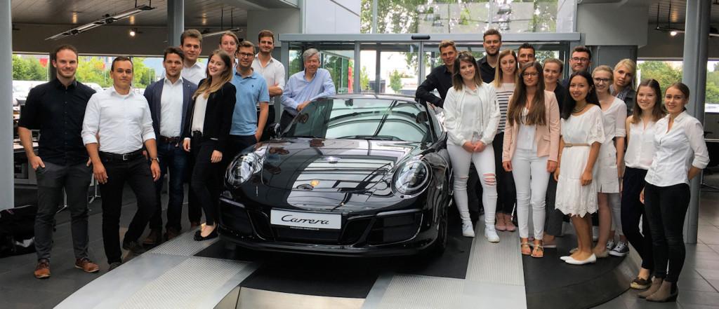 Projekt von Studierenden der technischen Hochschule Deggendorf