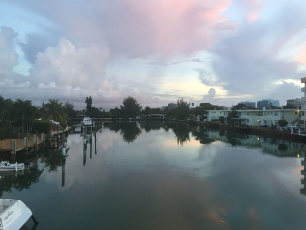 Urlaubsfoto aus Miami FL