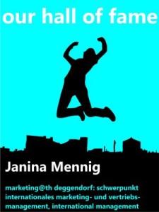 hall of fame janina mennig