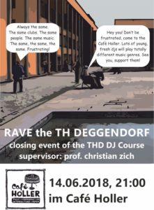 DJ Kurs TH Deggendorf