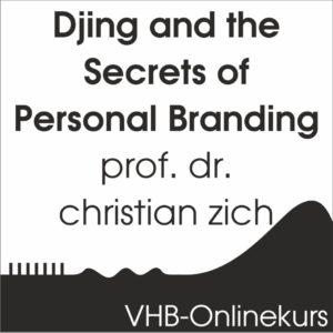 VHB-Onlinekurs zum Thema Djing und Personenmarke