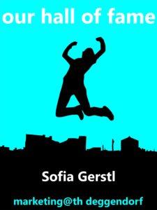 Bachelorarbeit Sofia Gerstl an der technischen Hochschule Deggendorf