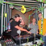 Abschlussfeier des DJ-Kurses an der THD